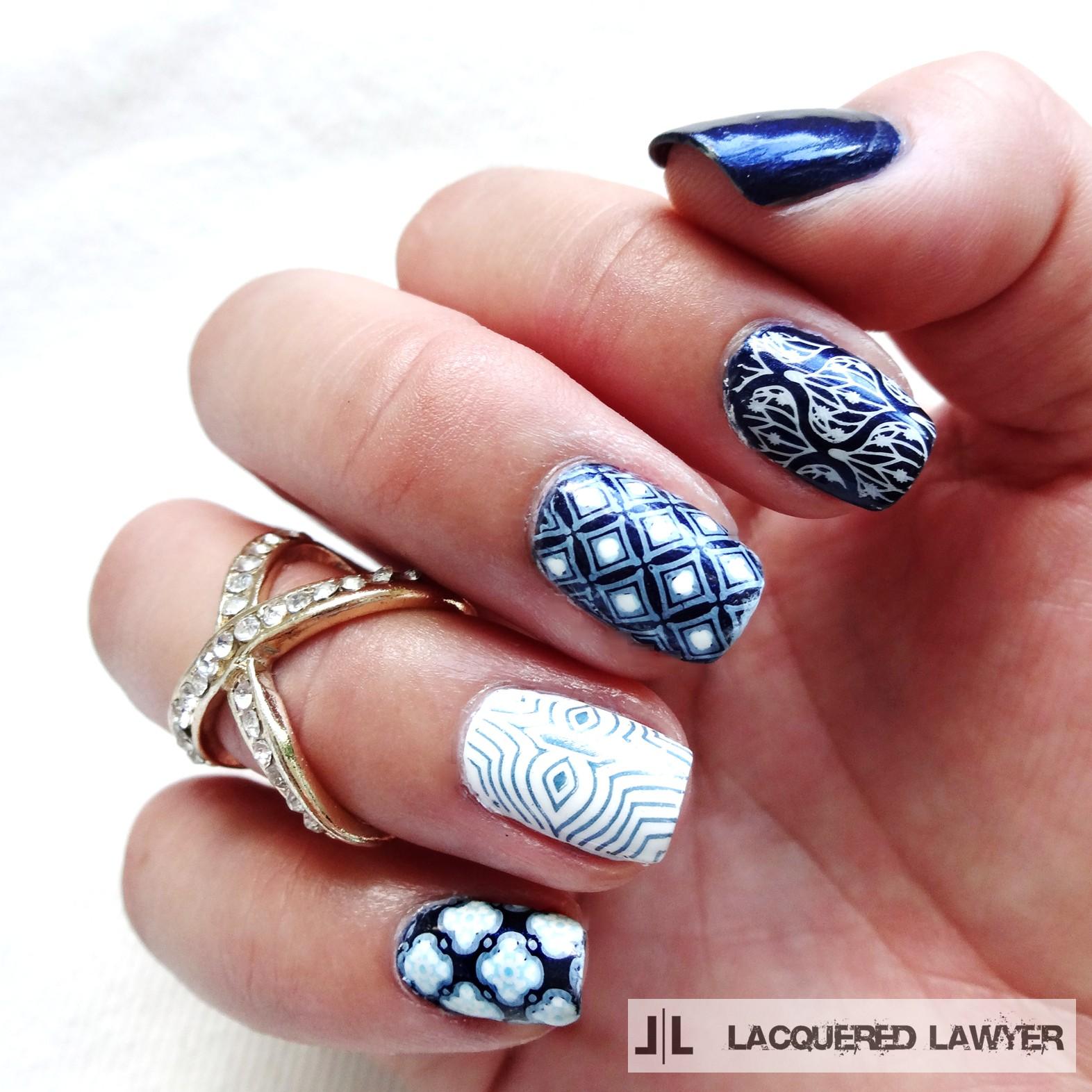 Moroccan Nails
