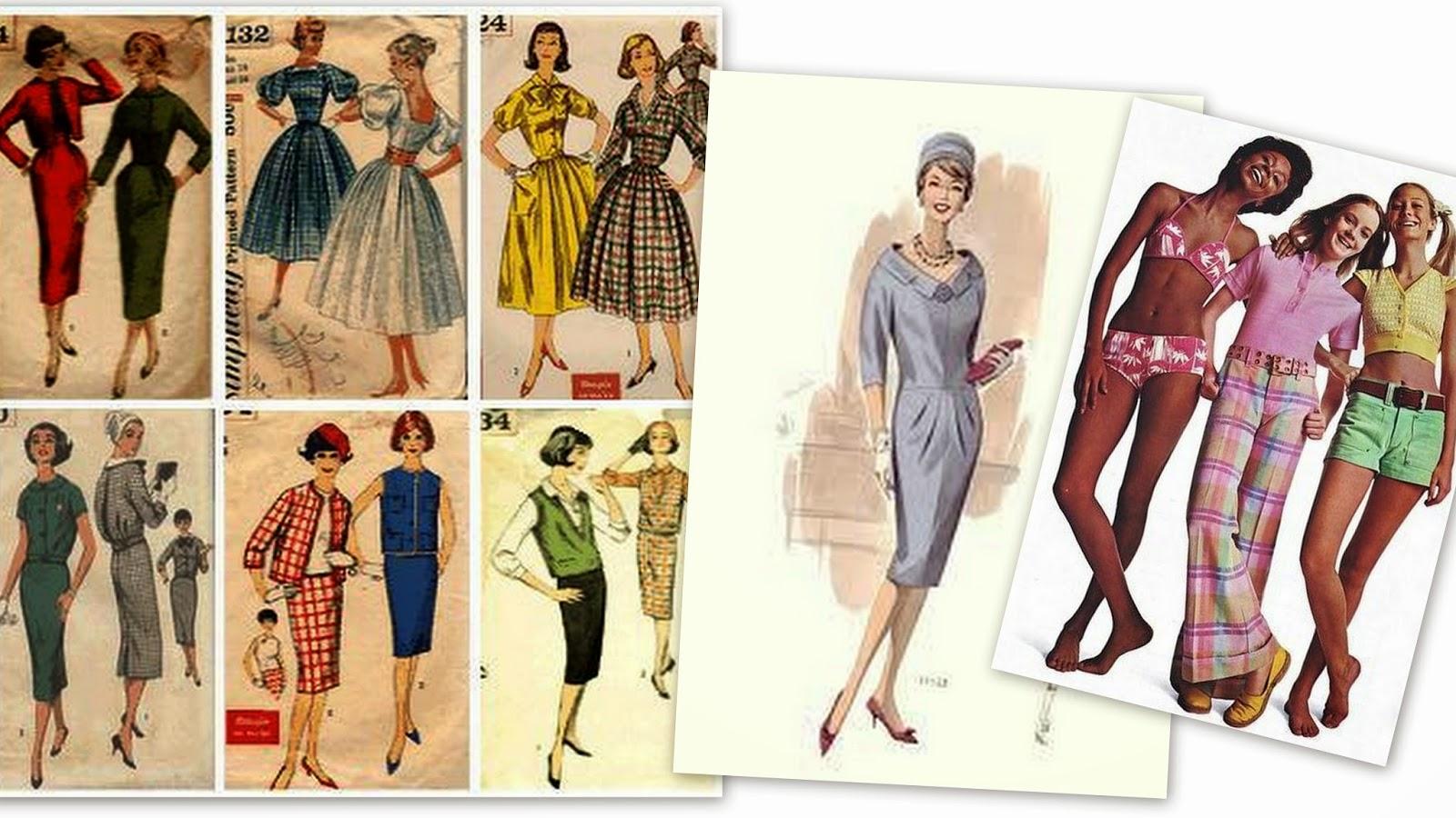 moda-de--la-inceputul-anilor-60