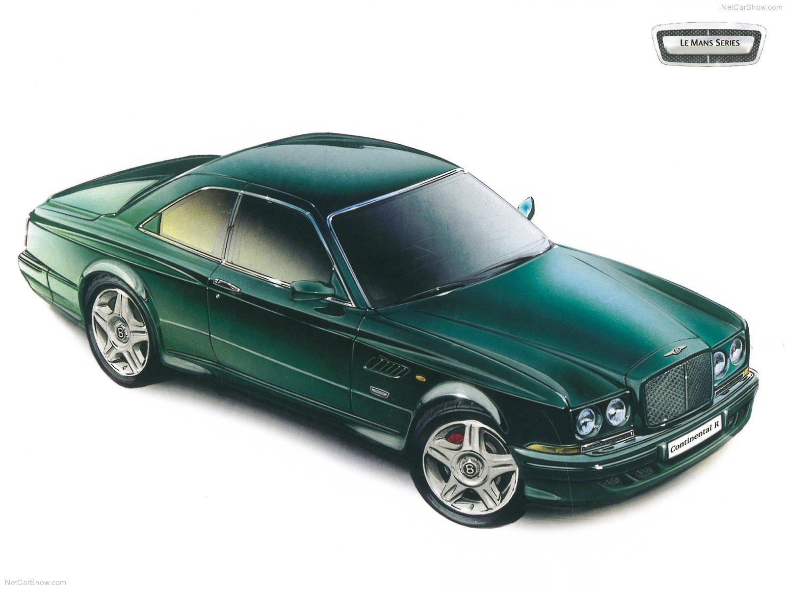 Hình ảnh xe ô tô Bentley Continental R 2003 & nội ngoại thất