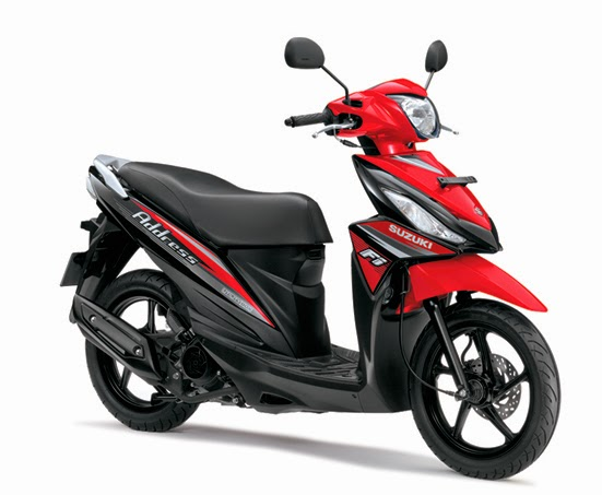 Spesifikasi dan Feature New Suzuki Address