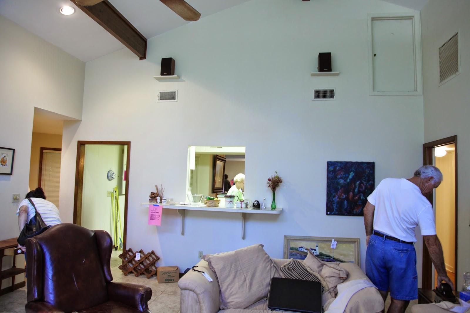 no big dill: Magnolia Manor Reveal: Kitchen & Book Nook