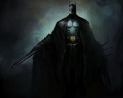 Batman Character Review - 5X