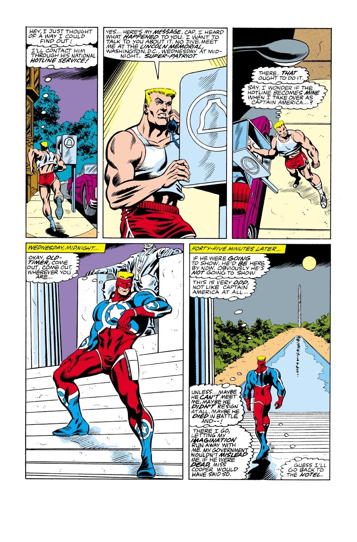Captain America (1968) Issue #333 #262 - English 13