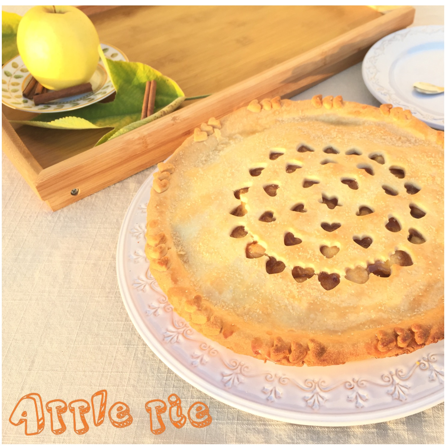 angel 39 s recettes la meilleure apple pie la tarte aux pommes made in usa. Black Bedroom Furniture Sets. Home Design Ideas