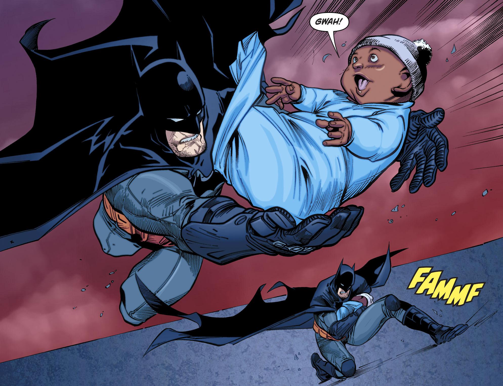Batman: Arkham Knight [I] Issue #32 #34 - English 20
