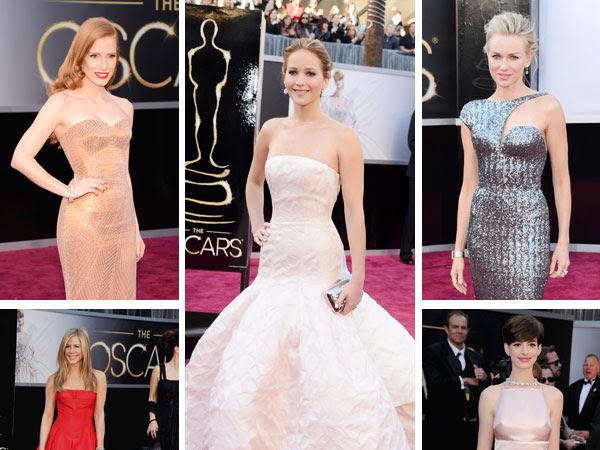 Kırmızı Halı | 2013 Oscar Ödül Töreni