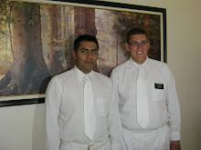 Elder Larkin Baptism