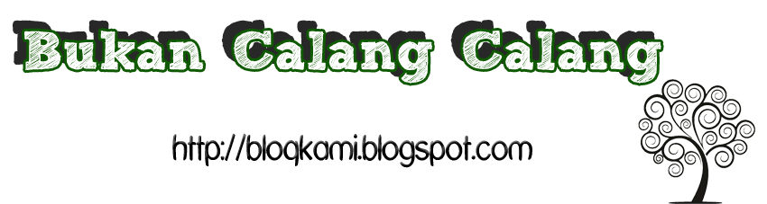 Bukan Calang Calang