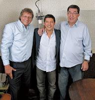 Alberto Kesman, Aldo Silva y Omar Gutiérrez, las figuras de 970 AM Universal
