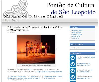 Cultura Digital  2009