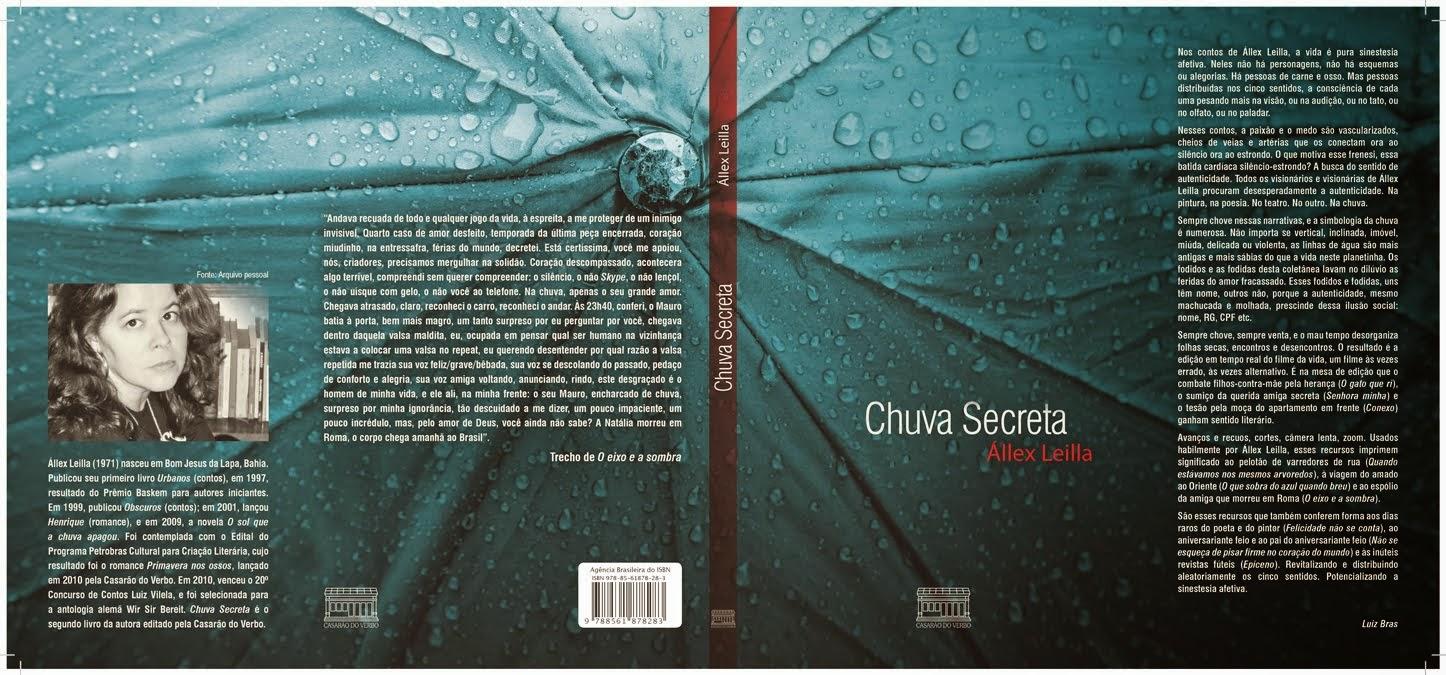 Chuva Secreta - contos