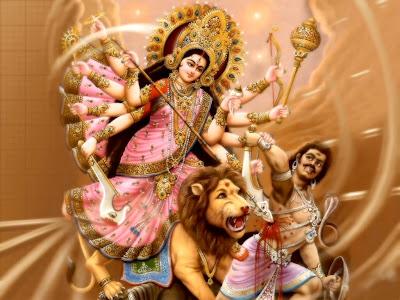 Dussehra 2012 Dusera Durga