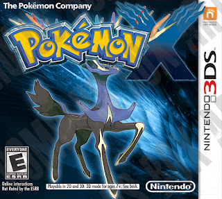 Pokemon X (3DS Rom)
