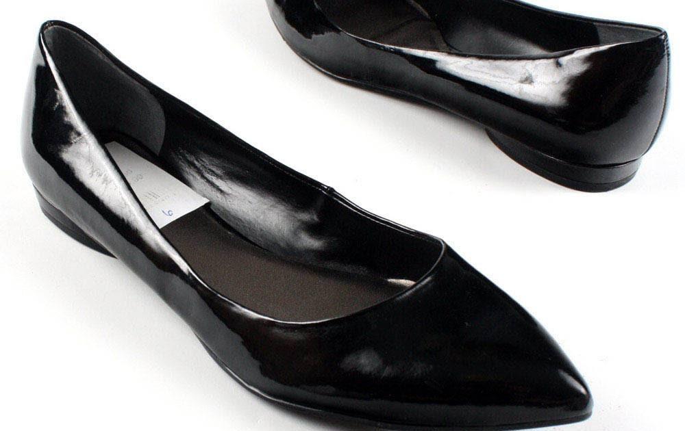 new fashion mall flat dress shoes for women