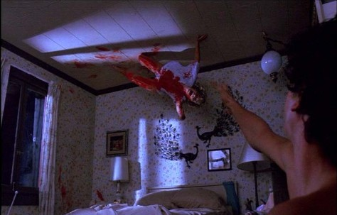 31 scary movie scenes countdown 28 a nightmare on elm street tina s