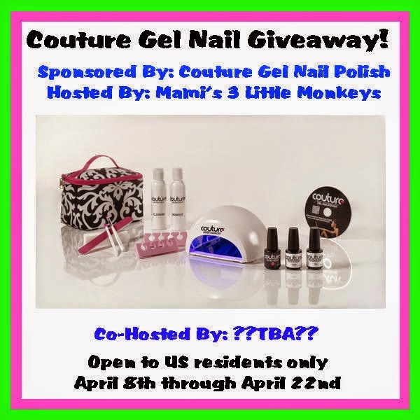 image USA Free Blogger Opp Giveaway April 8 to April 22nd