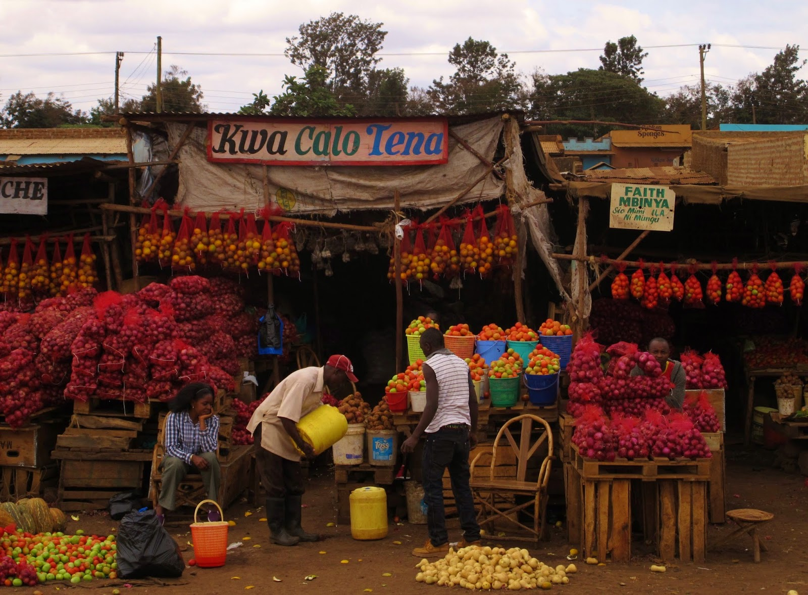 Mercato Kenya