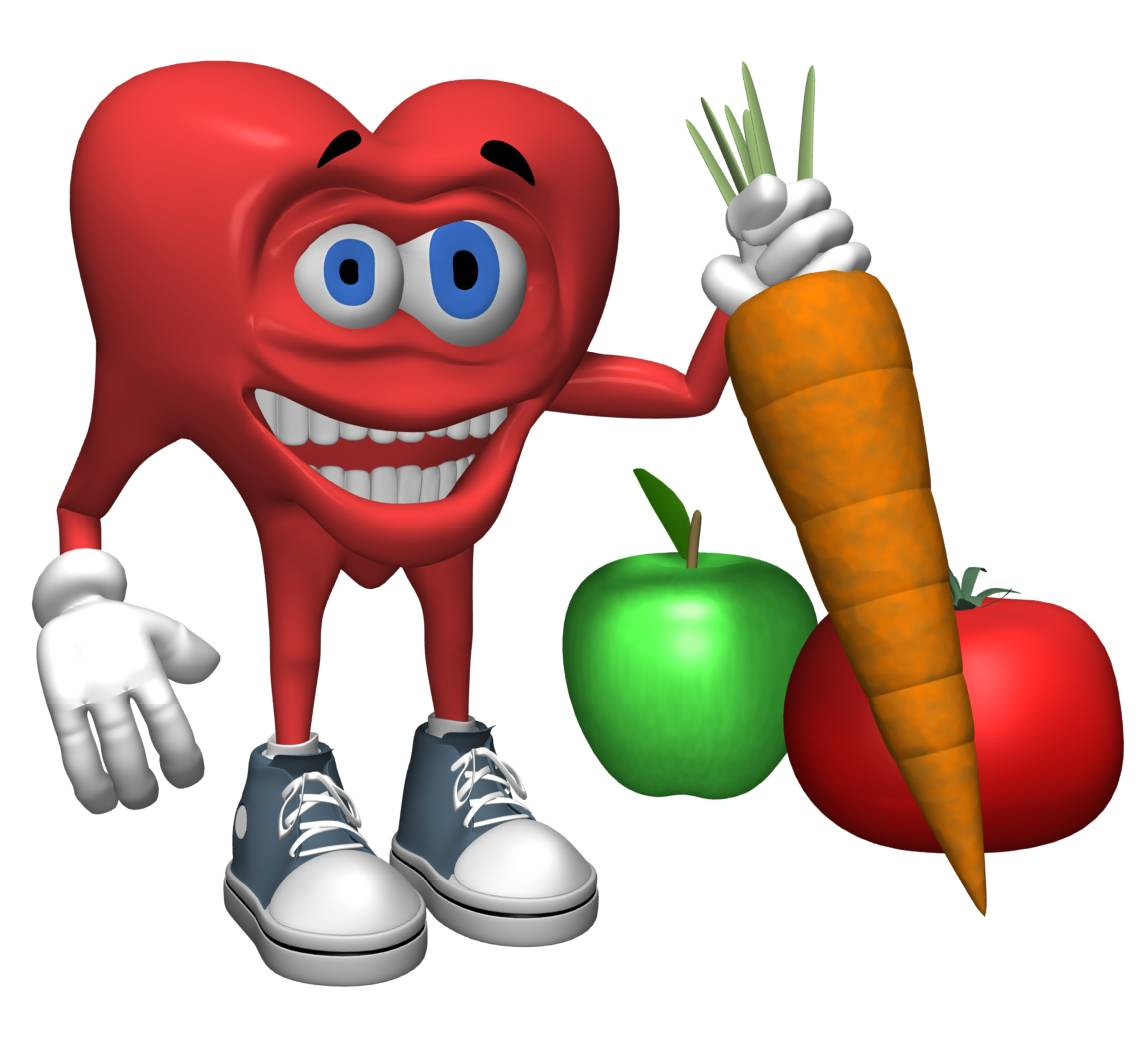 Healthy eating and heart disease journal