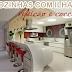 Cozinhas com ilhas – veja dicas + 30 modelos de ilhas de cocção e refeição maravilhosas!