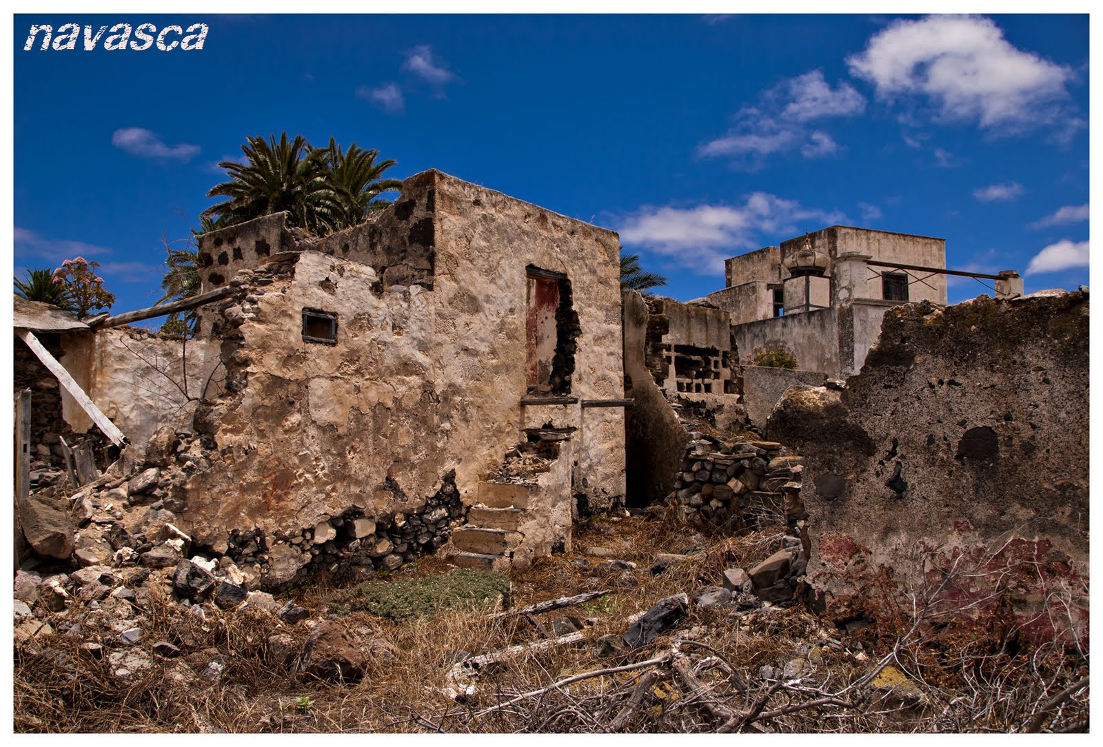 Casas abandonadas con historia fotonavasca - Las casas canarias lanzarote ...