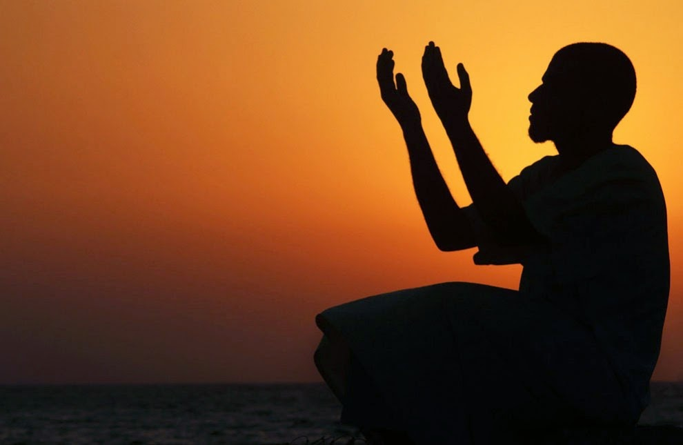Gambar DP BBM Doa Islami Suami untuk Anak Istri Terkasih
