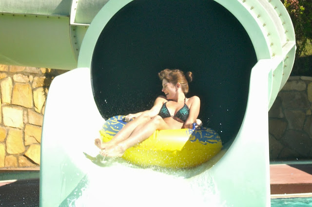 water parks tube