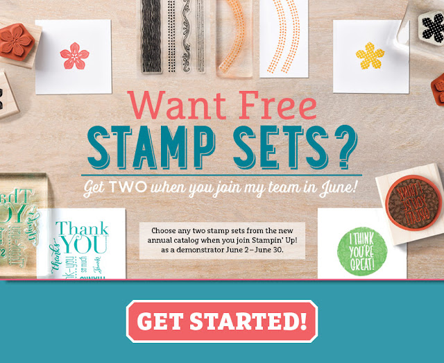Two Free Stamp Sets BONUS