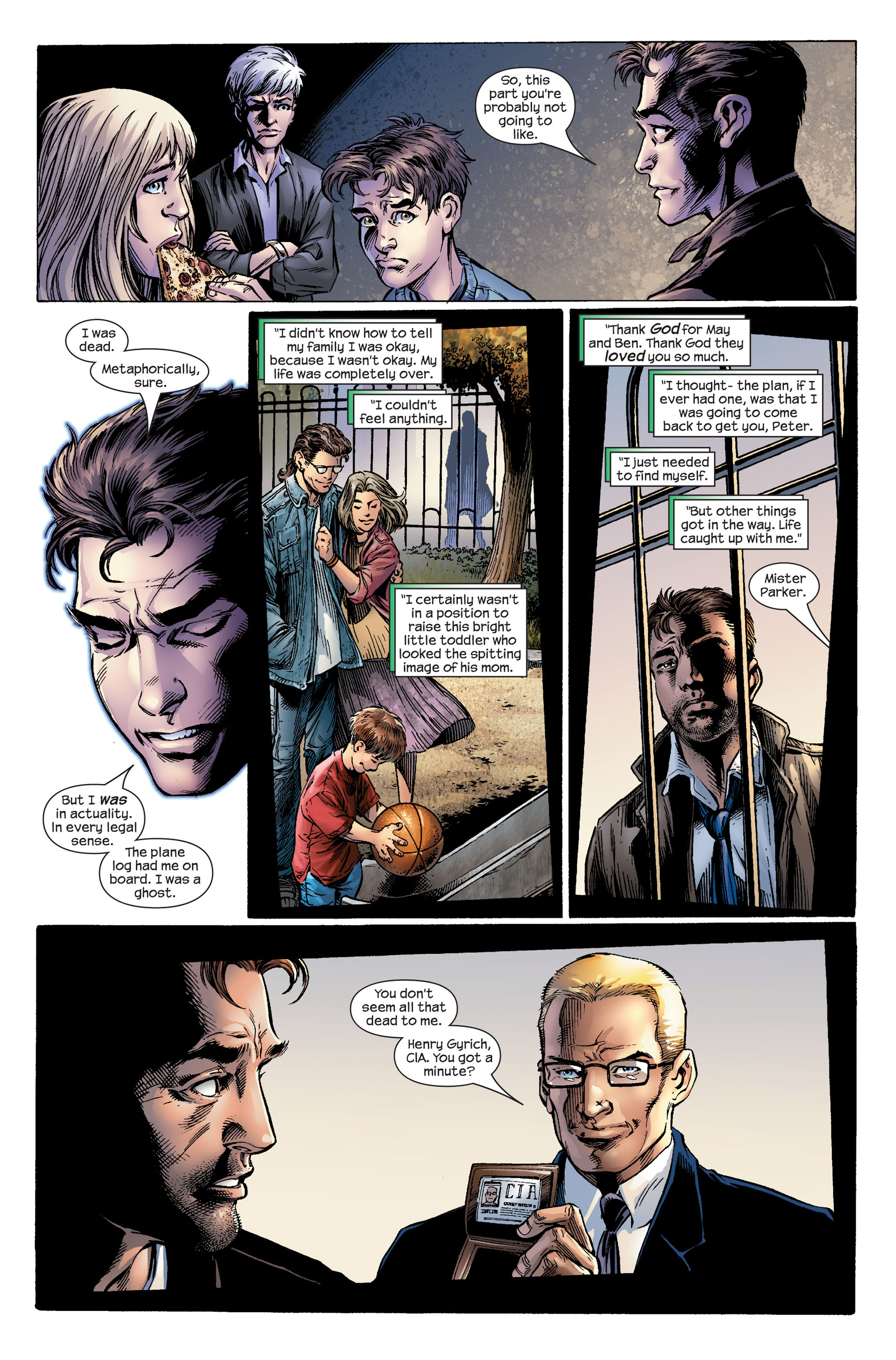 Ultimate Spider-Man (2000) Issue #100 #104 - English 16