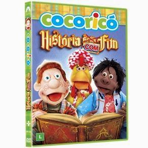 Cocoricó: História Com Fim DVDRip XviD Nacional ArquivoExibir