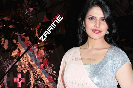 Bollywood Actress Zarine Khan Sizzling Hot Pictures