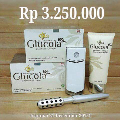 HARGA PAKET NANO SPRAY 3, MAGIC STICK DAN GLUCOLA
