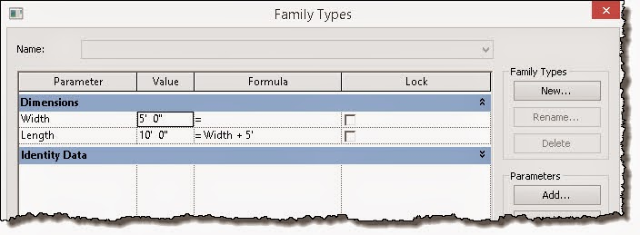 Revit Oped Parameters With Math Characters