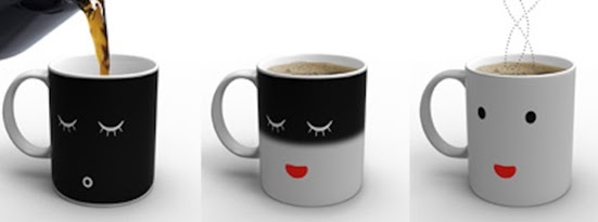 le mug magique comment a marche vive la thermochromie scientific park. Black Bedroom Furniture Sets. Home Design Ideas