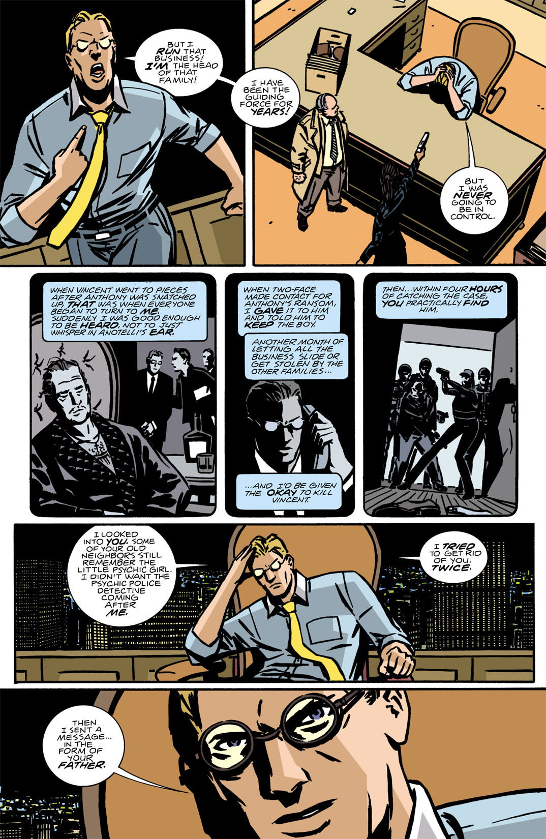 Detective Comics (1937) Issue #772 Page 25