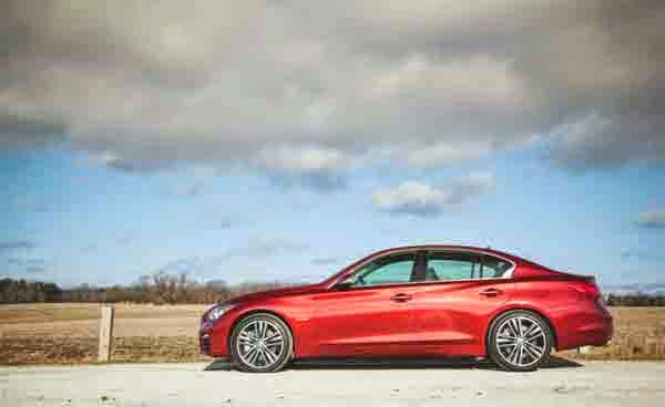 2015 Infiniti Q50S Hybrid AWD Review UK