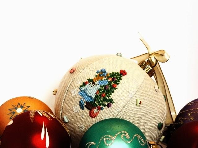 Генератор долек новогодних шаров