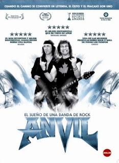 Anvil:El Sueño de una Banda de Metal