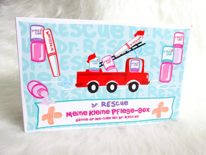 Maybelline Dr. Rescue Nagelpflege Reihe - Bloggerbox