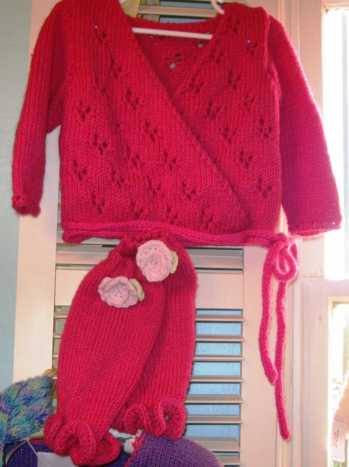 Dog Sweater Knitting Pattern Circular Needle : Kiwi Knits: Fair Isle Rules