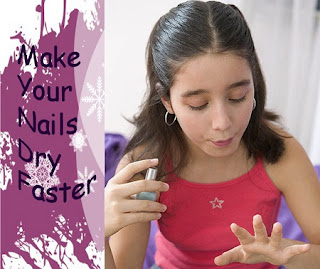 Get tips on How to Dry Nail Polish Faster?