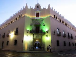 Edificio Central de la UADY