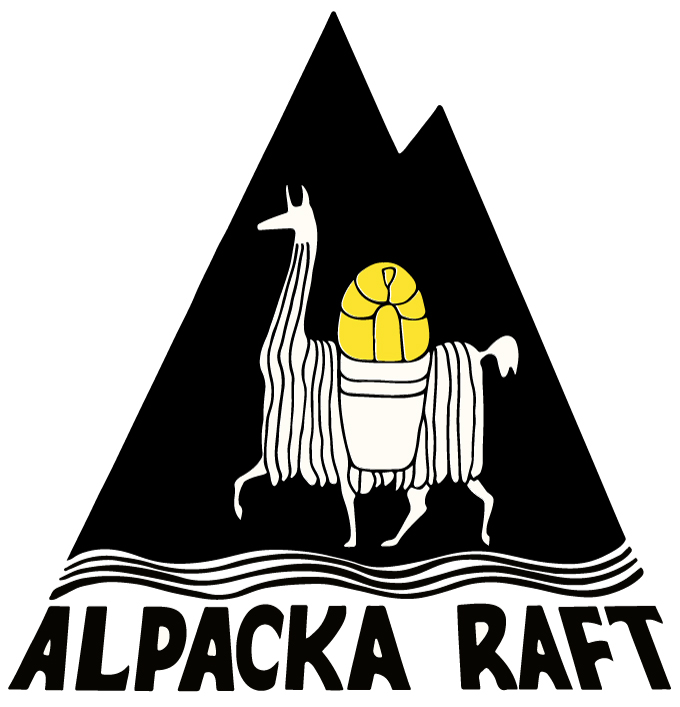 Alpaca Packrafts