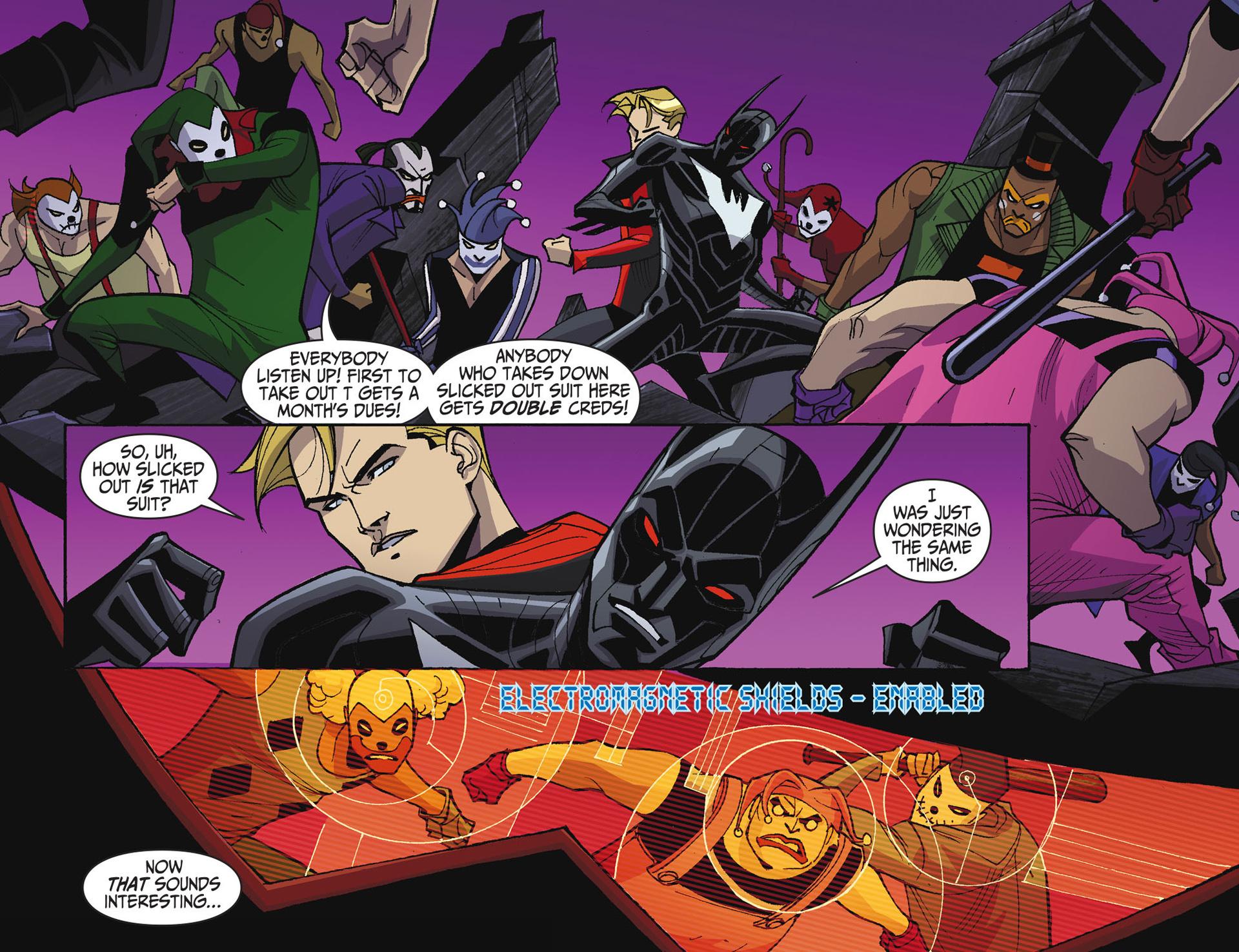 Batman Beyond 2.0 Issue #20 #20 - English 5