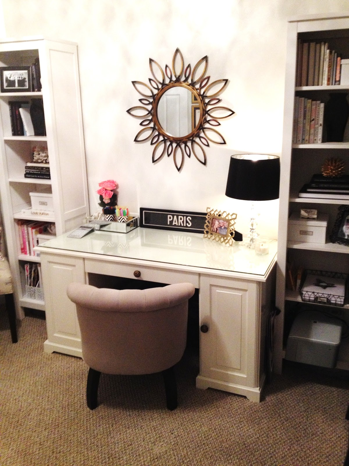Decorating A Home Office On A Budget