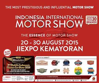 Wow.. Ariana Grande dan Miss Bangkok IMS Akan Ramaikan Event Indonesia International Motor Show 2015 di Jakarta