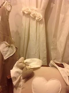 Tende cuscini in cotone e lino dai colori naturali for Tende in cotone