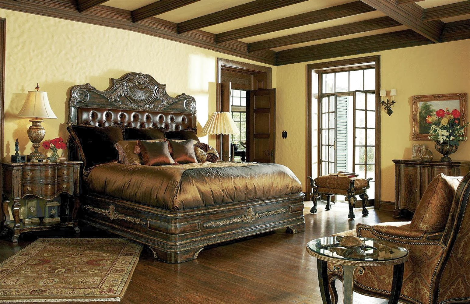 Master bedroom furniture for Master bed furniture