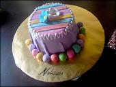 my handmade cake~