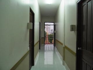Mixay Paradise corridor