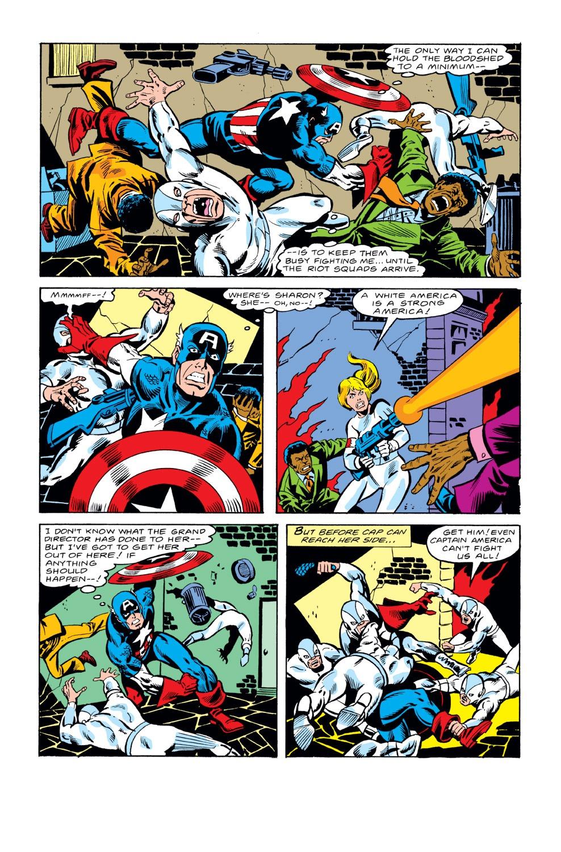Captain America (1968) Issue #233 #148 - English 5